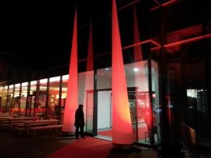 Événementiel AX Music Strasbourg - prestation location eclairage
