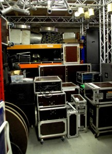 AX Music Eckbolsheim Strasbourg location sono flight case