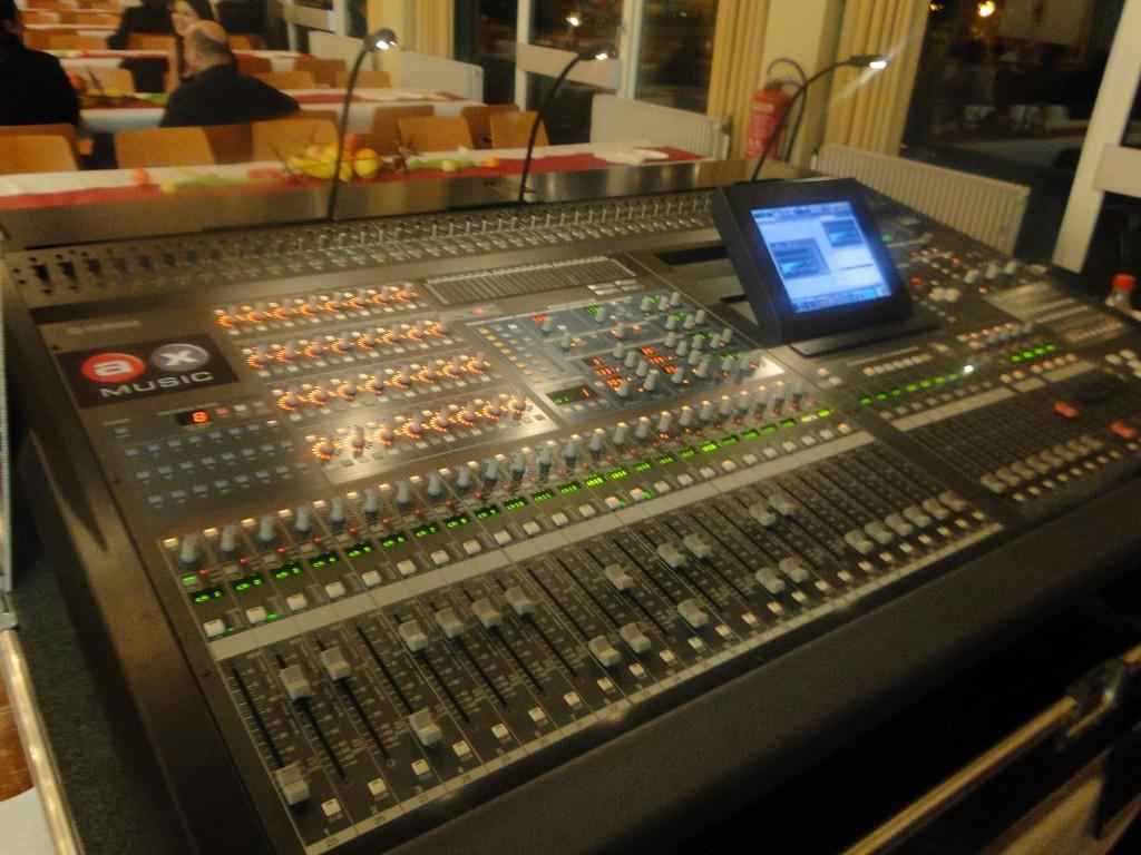 Photo Location sonorisation, DJ éclairage AX Music Strasbourg
