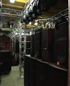 AX Music Eckbolsheim Strasbourg sonorisation eclairage structure en location