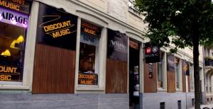 Magasin de musique Strasbourg Discount Music sonorisation éclairage DJ shop platine