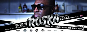 Bannière ZOO BASS Roska AX Music Sleediz